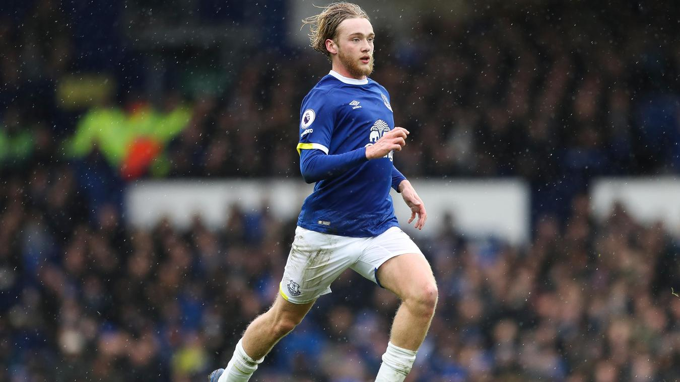 Tom Davies, Everton