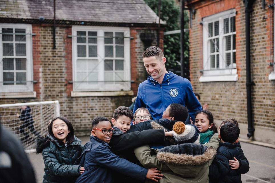 Premier League Primary Stars, Gary Cahill