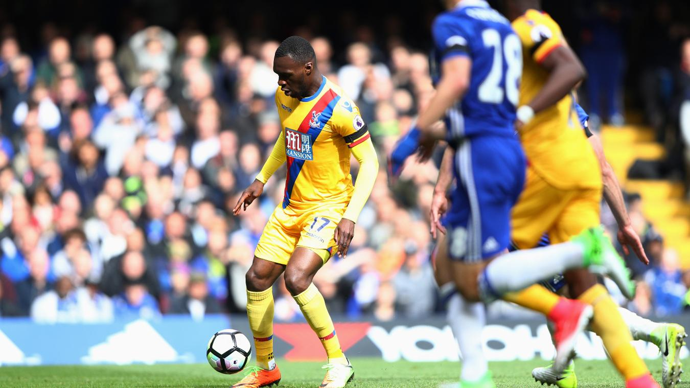 Chelsea 1-2 Crystal Palace