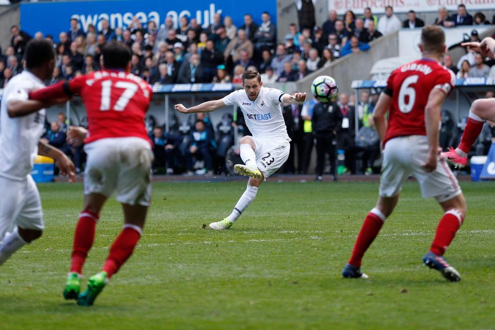 Swansea City v Middlesbrough