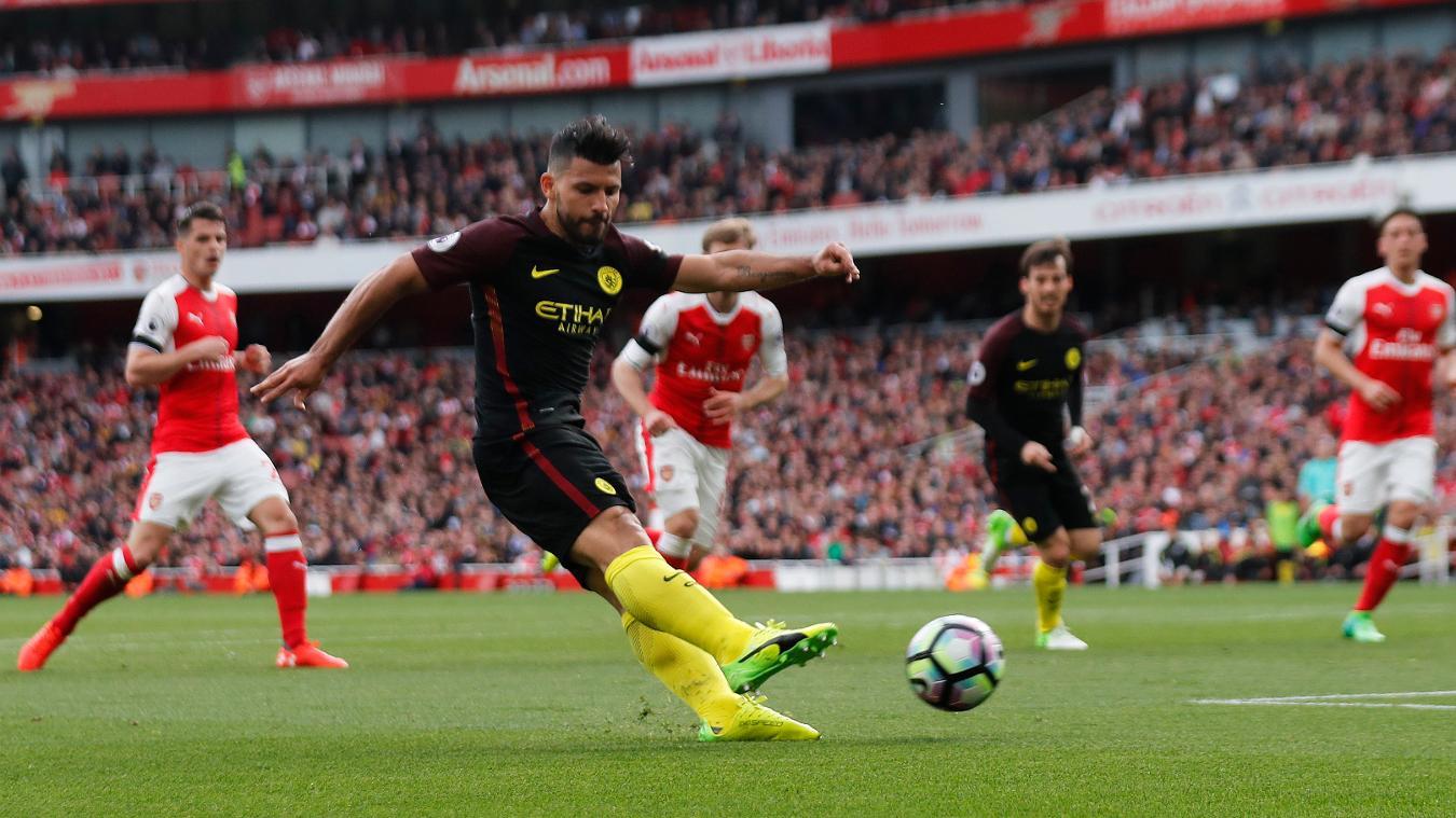 Arsenal 2-2 Man City