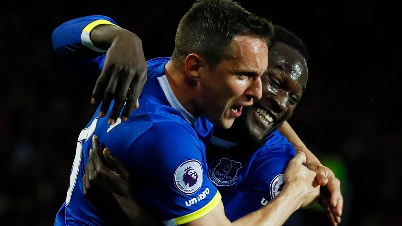 Man Utd 1-1 Everton