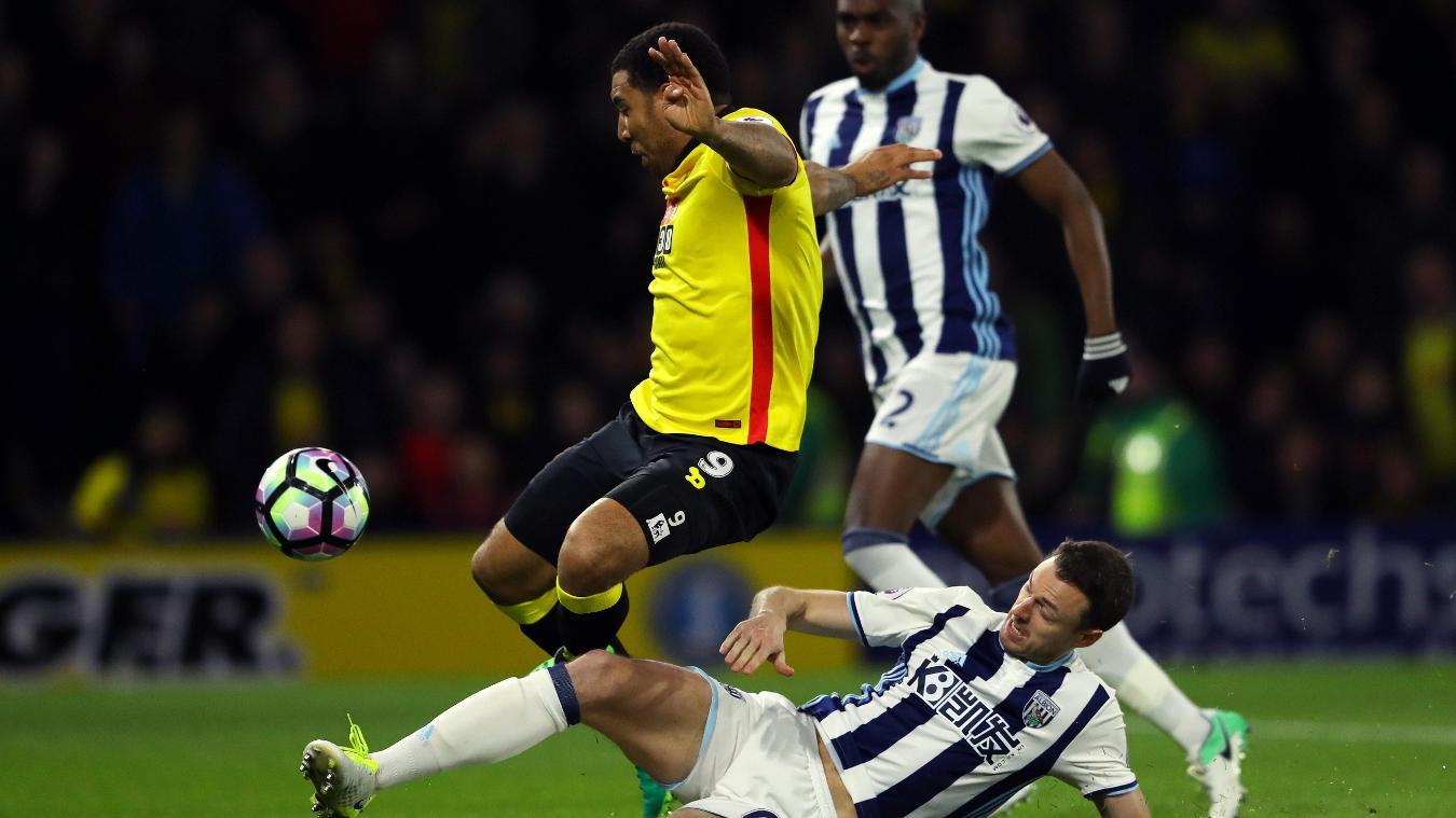 Watford 2-0 West Brom