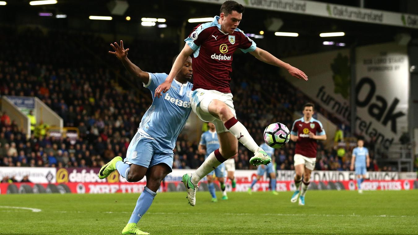 Michael Keane, Burnley