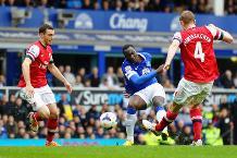 Flashback: Everton 3-0 Arsenal
