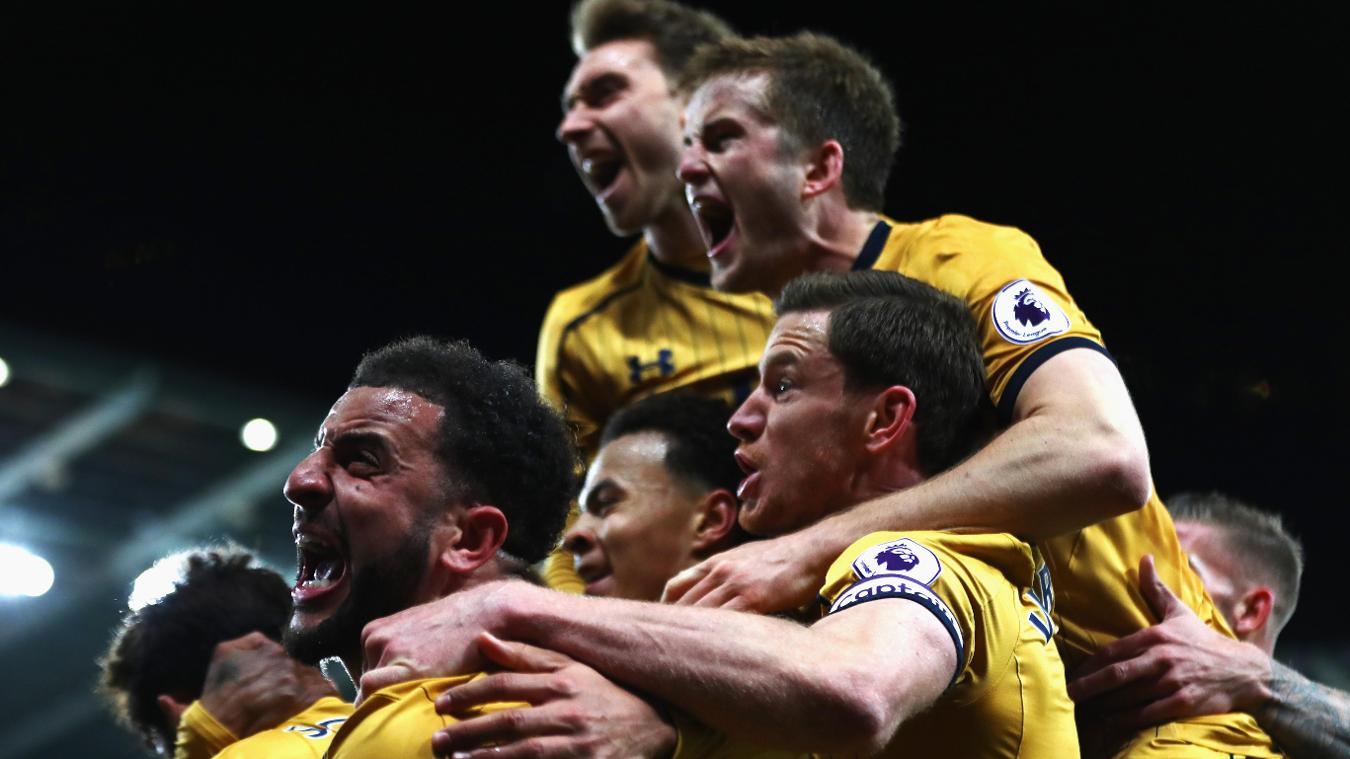 Swansea City 1-3 Spurs