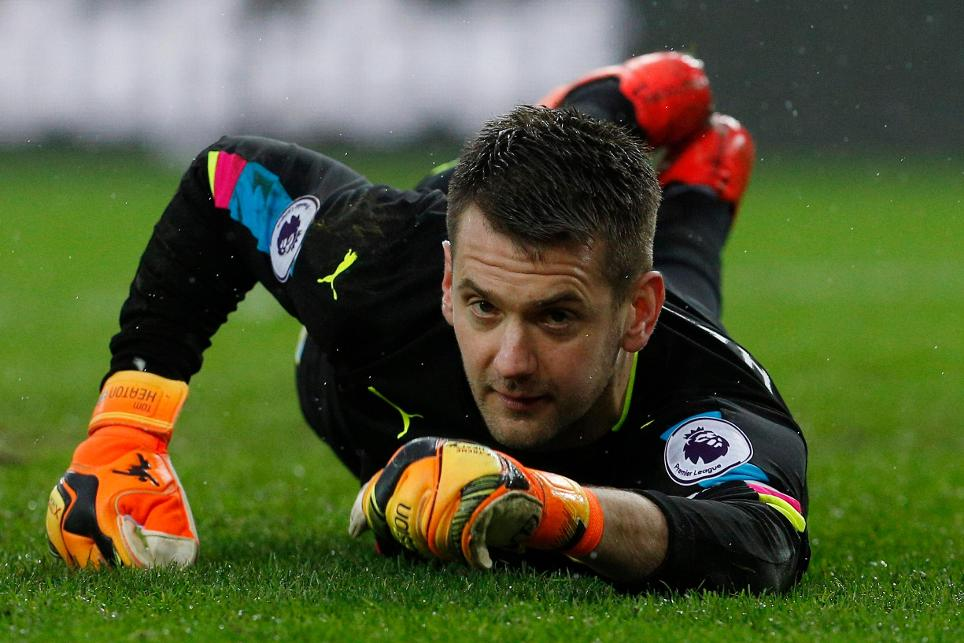 Burnley's Tom Heaton