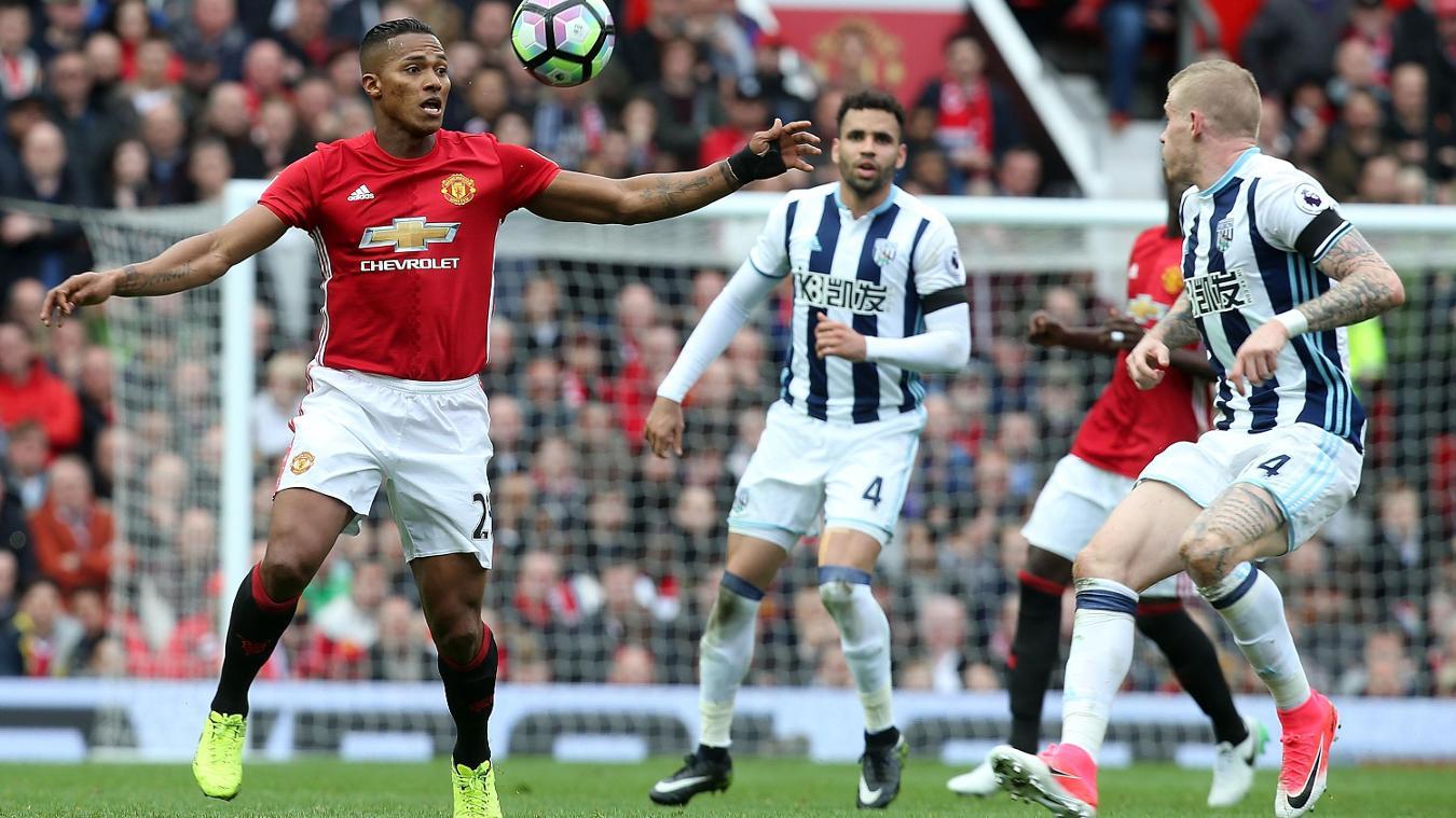 Antonio Valencia, Manchester United