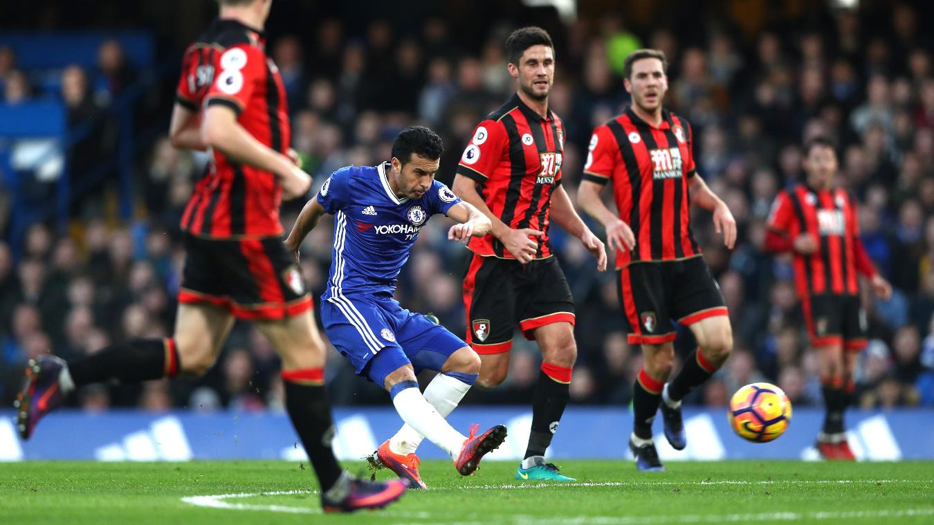 AFC Bournemouth v Chelsea, 8 April