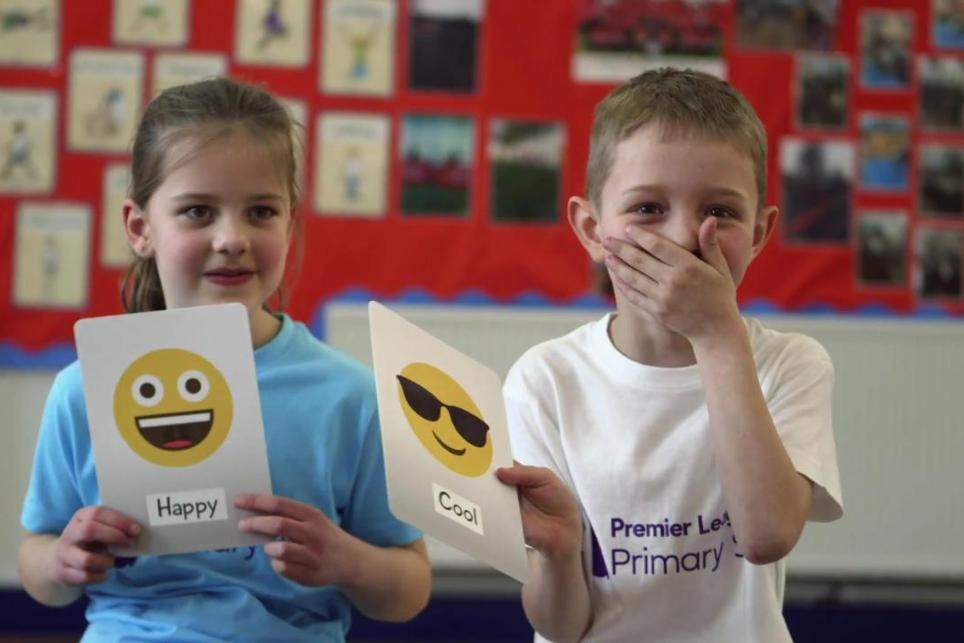 Primary Stars: Manchester United Foundation Educatables video