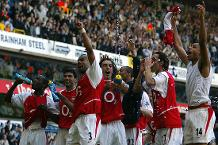 Iconic Moment: Arsenal win title at Spurs