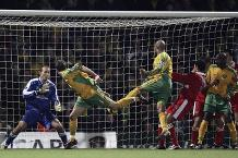 Iconic Moment: Norwich earn late 4-4 draw