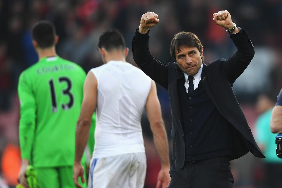 AFC Bournemouth 1-3 Chelsea