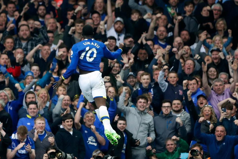 Everton 4-2 Leicester City