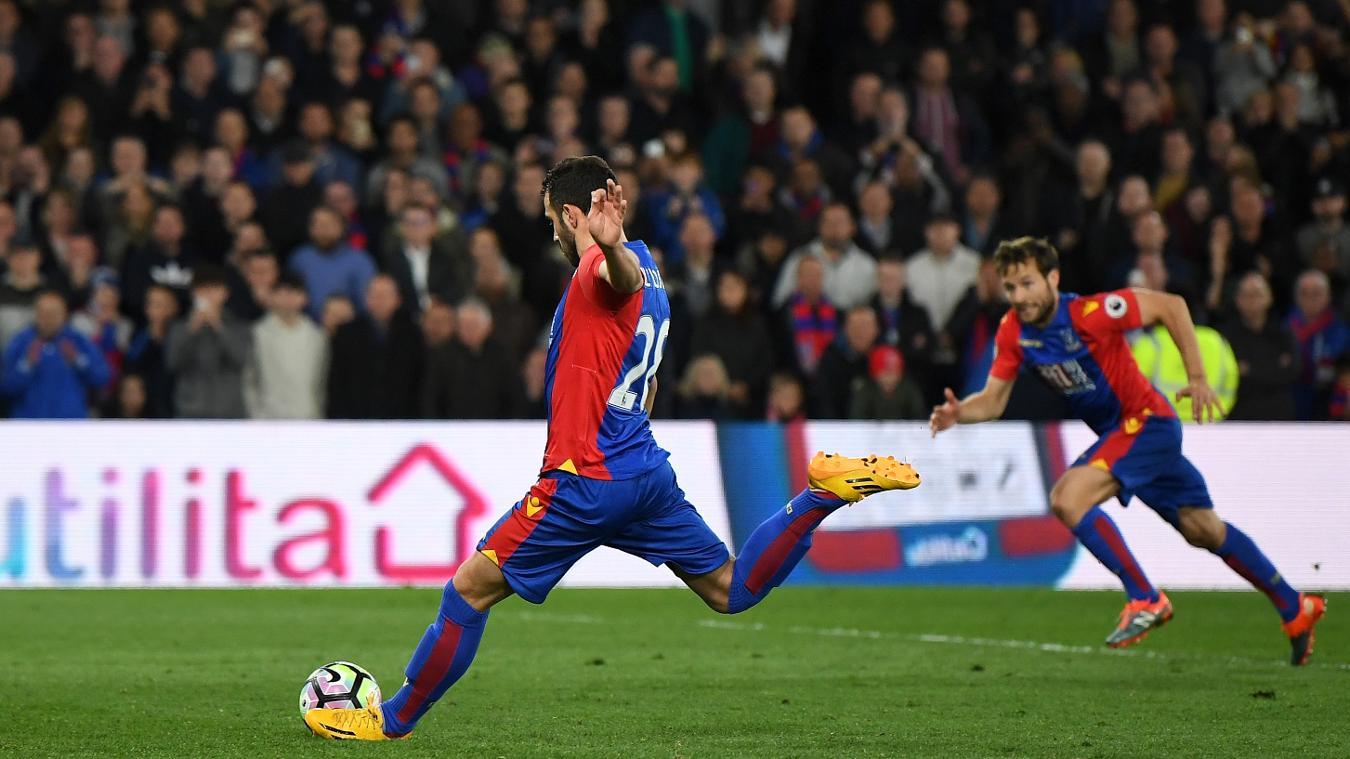 Luka Milivojevic, Crystal Palace