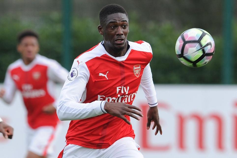 Yaya Sanogo, Arsenal