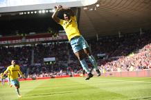 On this day in 2015: Sunderland 1-4 Crystal Palace