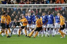 Goal of the day: Dawson's super free-kick