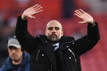 Giggs: Pressure has moved on to Pep