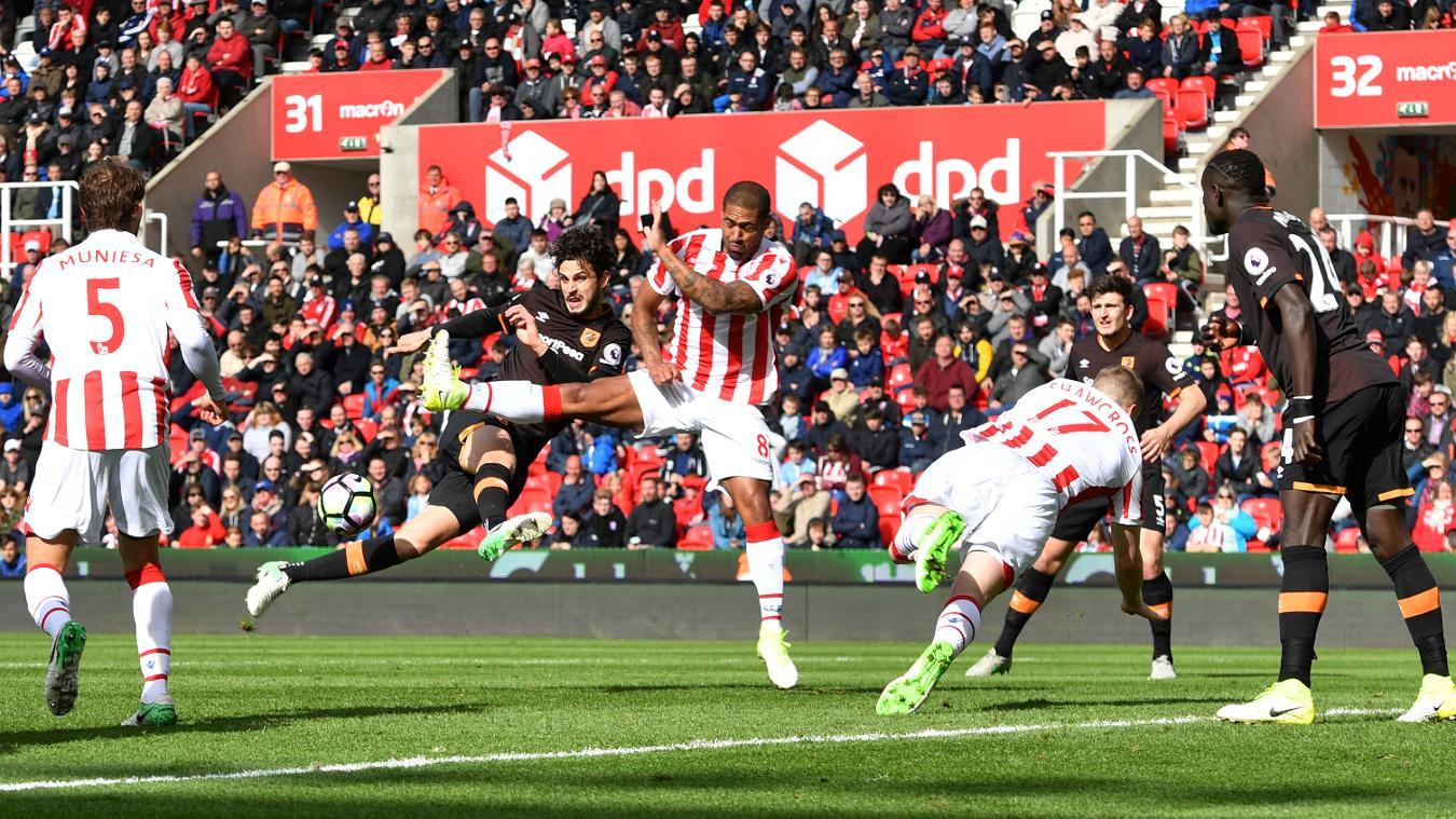 Hull City's Andrea Ranocchia