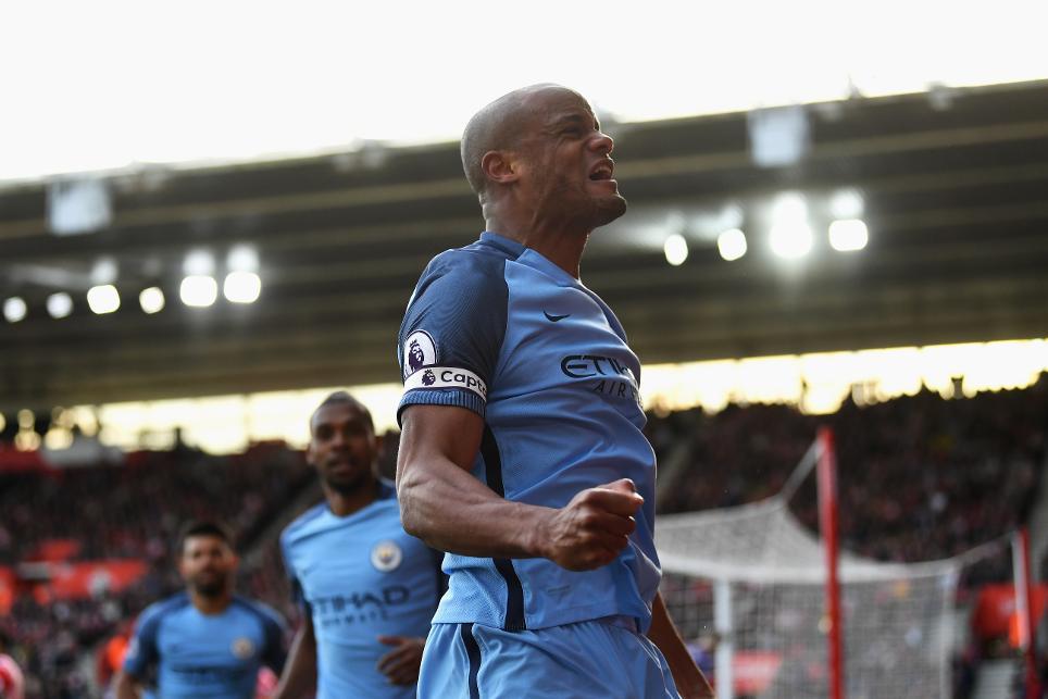 Southampton 0-3 Manchester City