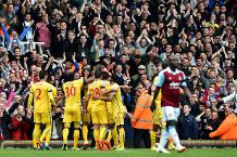 On this day in 2014: West Ham 0-1 Crystal Palace