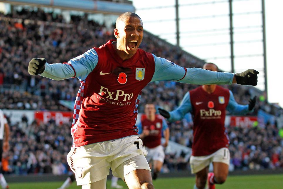 Ashley Young, Aston Villa