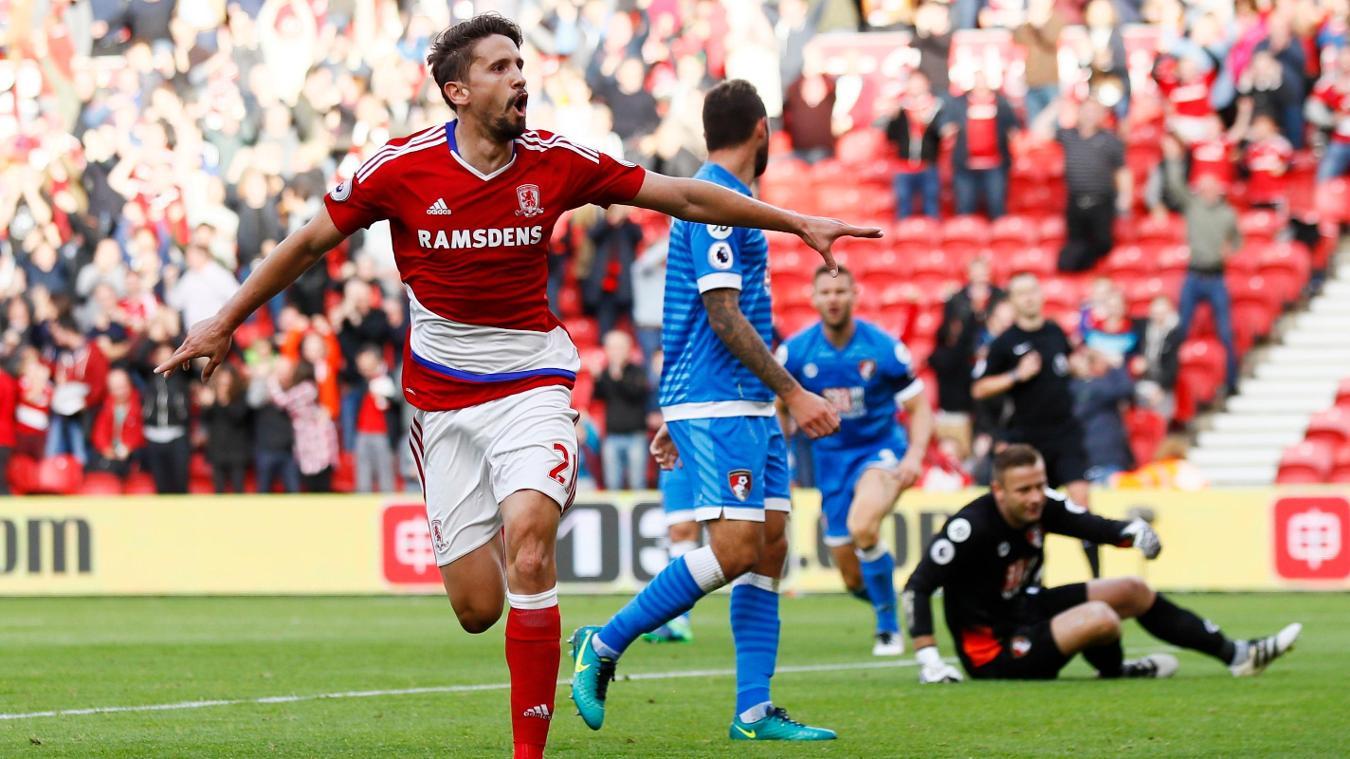 AFC Bournemouth v Middlesbrough
