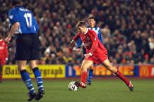 Goal of the day: Gerrard opens his account in style