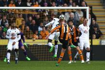 Goal of the day: Clucas hammers home