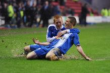 Watch James McCarthy's magic for Wigan on his birthday