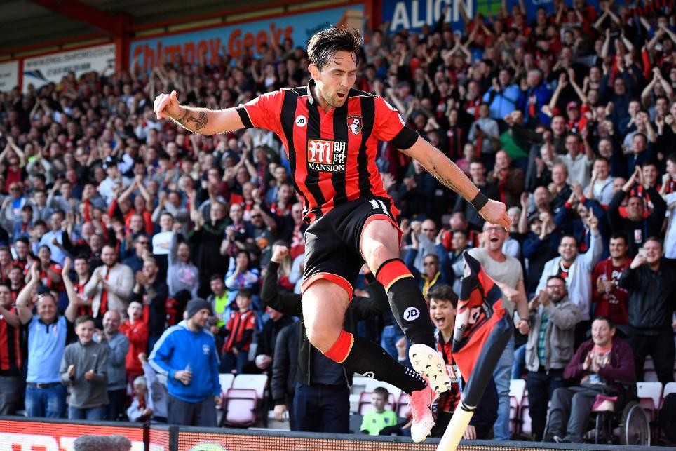 AFC Bournemouth 4-0 Middlesbrough