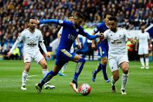 On this day in 2016: Leicester 4-0 Swansea