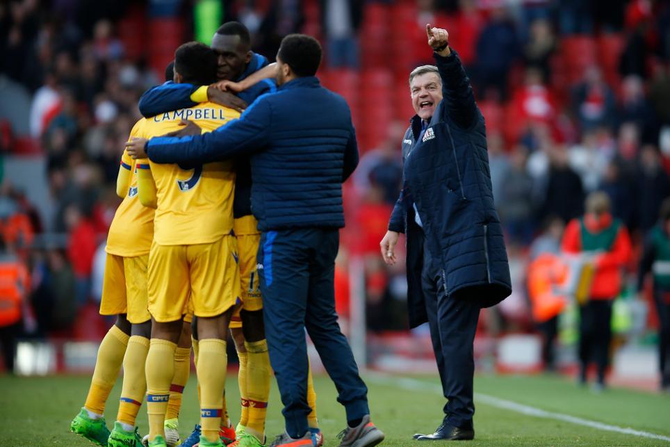 Liverpool 1-2 Crystal Palace