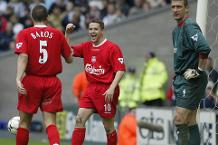 On this day in 2003: West Brom 0-6 Liverpool