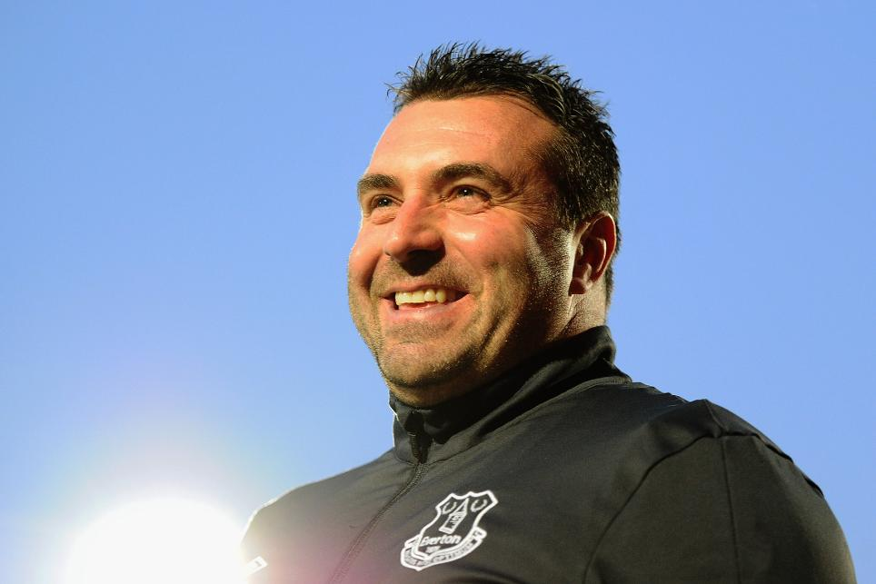 David Unsworth, Everton PL2 coach