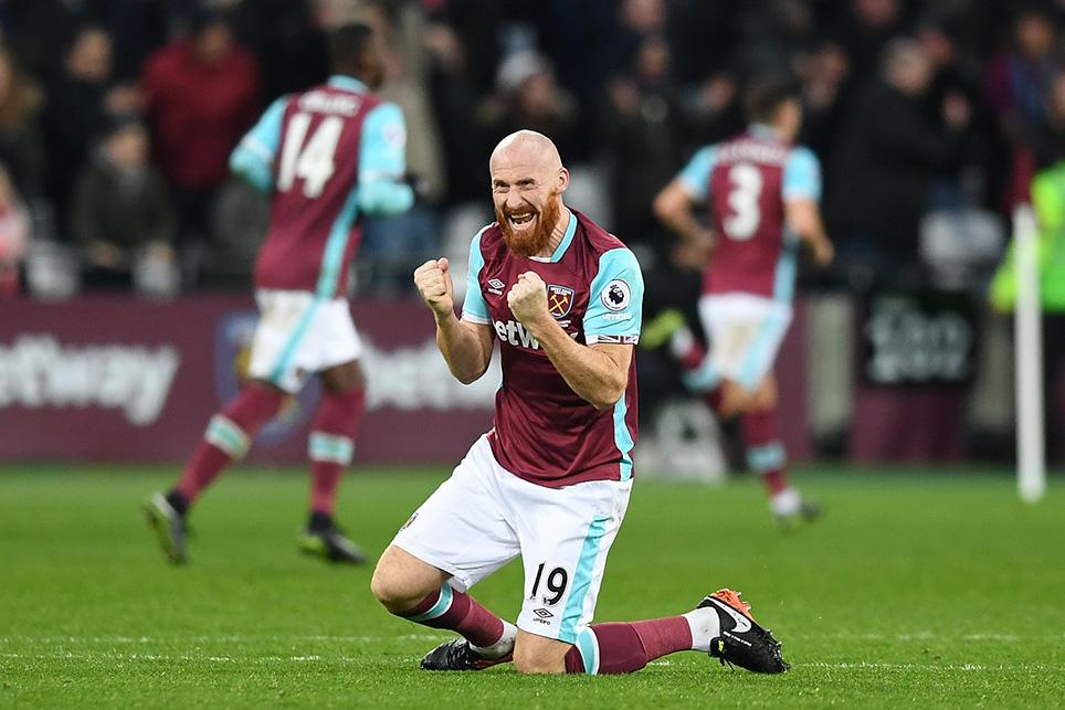 James Collins, West Ham