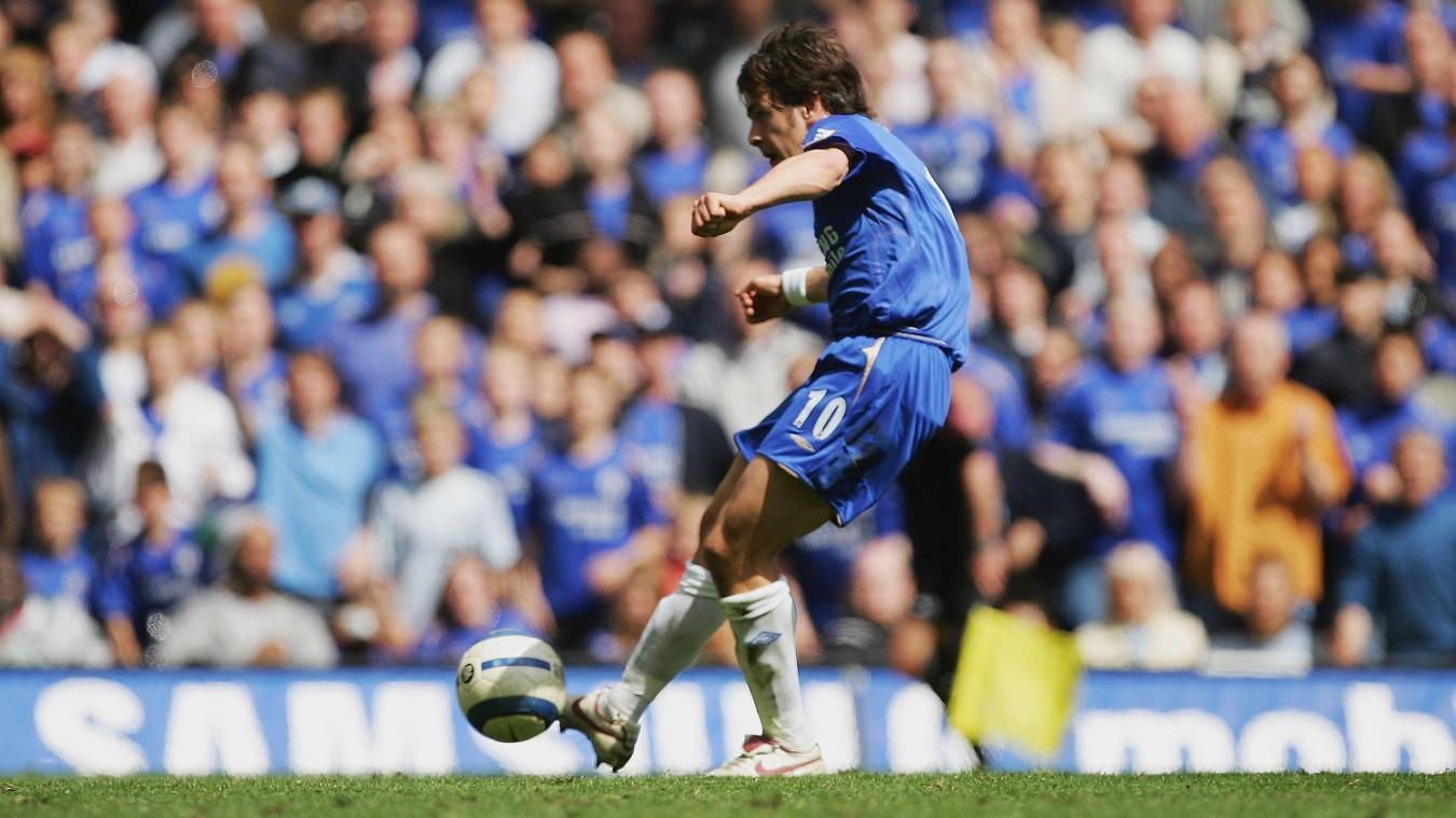 Chelsea 3-0 Man Utd, 2005/06