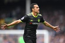 Carling Goal of the Season shortlist: Pedro (v EVE)