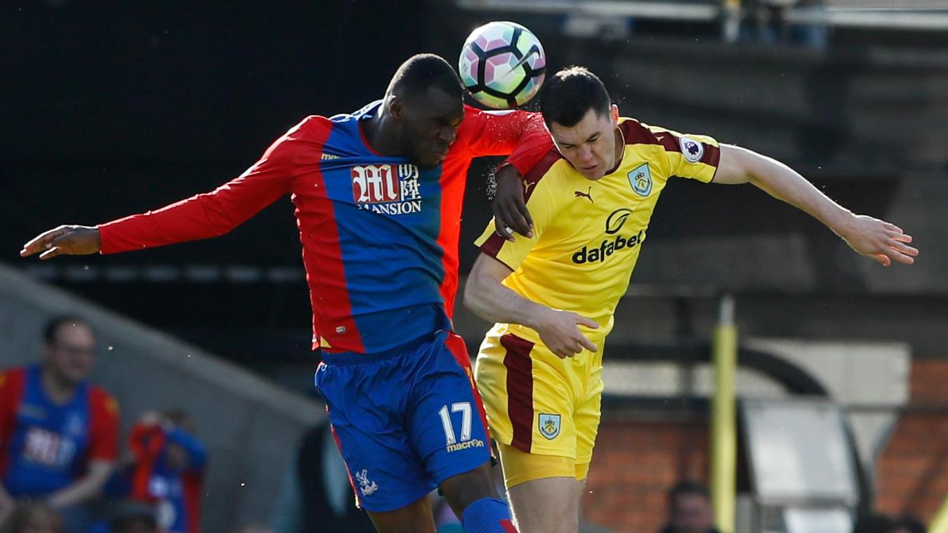 Crystal Palace's Christian Benteke