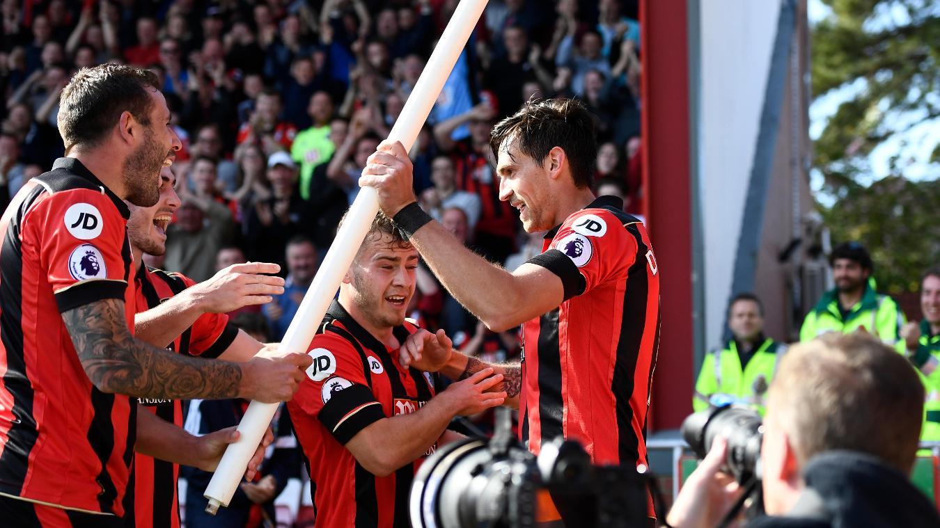 AFC Bournemouth v Stoke City, 6 May