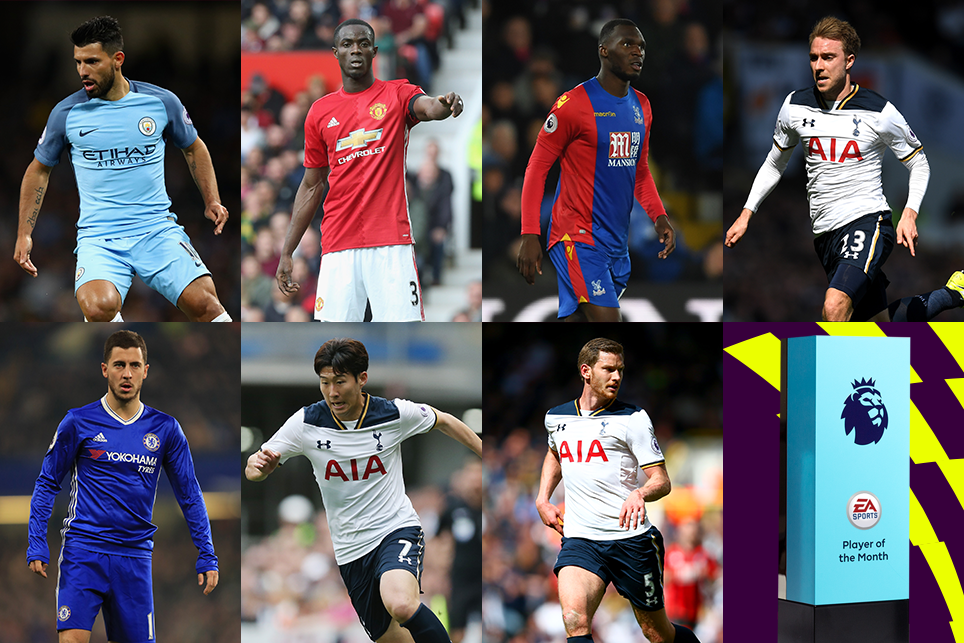 EA SPORTS Player of the Month nominees for April