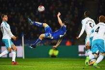 Flashback: Okazaki's overhead kick against Newcastle