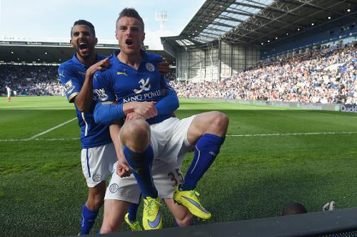 Iconic Moment: Leicester's great escape in 2015