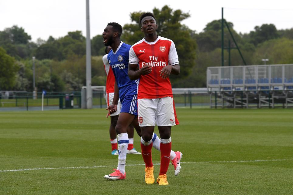 Chelsea v Arsenal, U18 Premier League