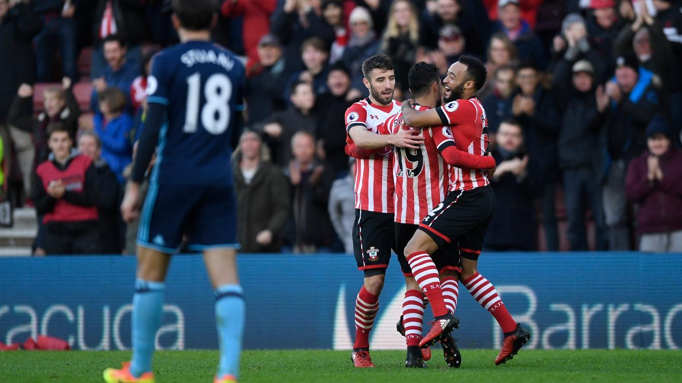 Middlesbrough v Southampton, 13 May