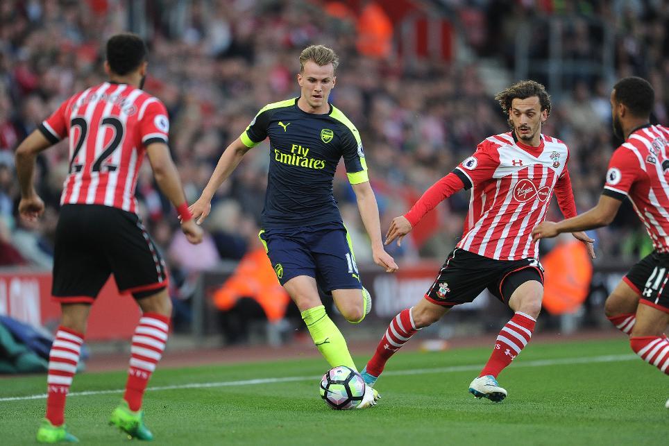 Rob Holding, Arsenal