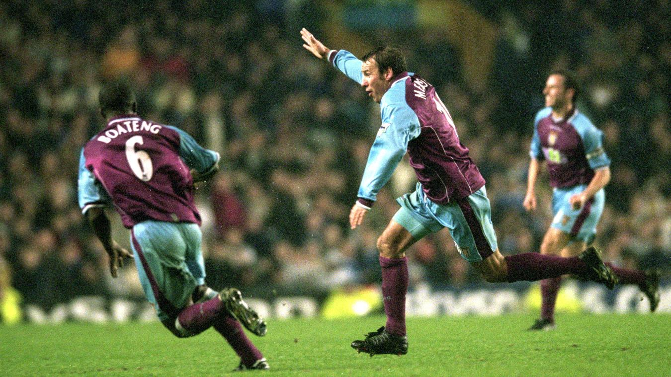 Everton 0-1 Aston Villa, 2000/01