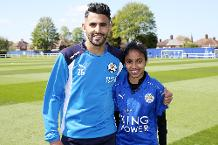 Marriam becomes Leicester's PL Kicks Hero