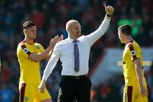 Dyche: We've earned right to stay in PL